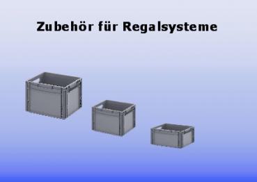 aluprofiltechnik heckgarage regalsystem eurobox. Black Bedroom Furniture Sets. Home Design Ideas