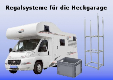 aluprofiltechnik heckgarage regalsystem eurobox. Black Bedroom Furniture Sets. Home Design Ideas